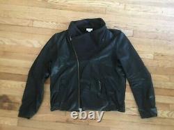 MENS Helmut Lang Leather Jacket XL