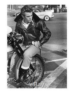 MOTOR CYCLE JACKET SCHOTT JAMES DEAN