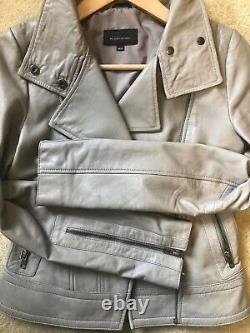 Mackage Taupe Leather Jacket XS (Worn less than10 times)