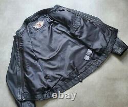 Men's Harley-Davidson EXCURSION Leather Jacket size L