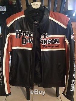 Men's Harley Davidson Leather Jacket