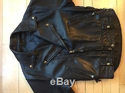 Men's Langlitz Leather Motorcycle Jacket