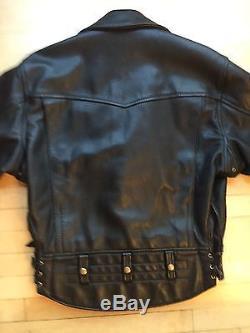Men's Langlitz Leather Motorcycle Jacket