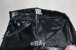 Men's Langlitz Leathers Columbia Leather Jacket and Competition Breeches Pants
