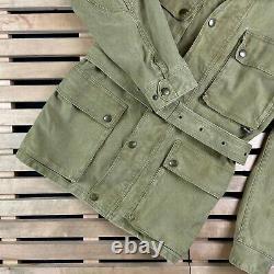 Mens Jacket Belstaff Size XL