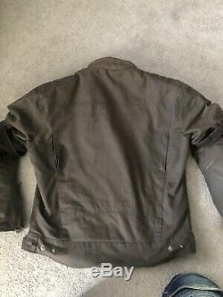 Merlin motorcycle jacket M Belstaff Style