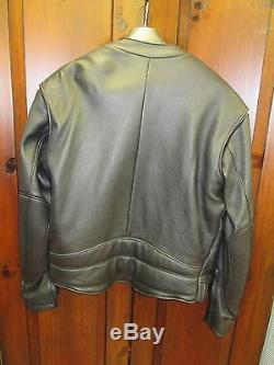Motorcycle Deerskin Jacket by Thurlow size 42 Preowned