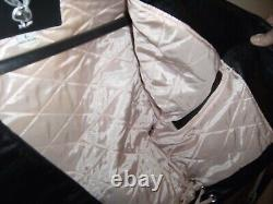 PlayBoy Woman's leather Jacket 50th Anniversary