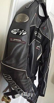 Pre owned Joe Rocket Leather Motorcycle Jacket