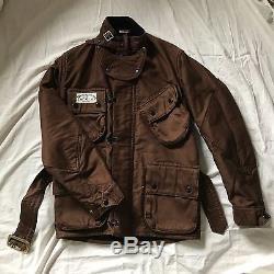 RARE Mister Freedom x Sugar Cane Mulholland Master MFSC Motorcycle Jacket Small