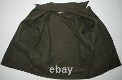 RARE Vtg 40s Seattle Woolen Co. Wool Cruiser 44 Filson Style Hunting Jacket