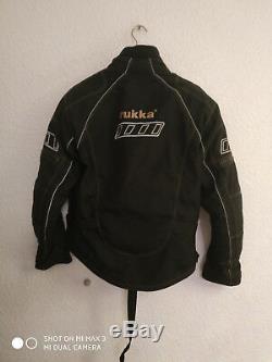 RUKKA Cordura Motorradjacke Gore Tex Jacke Gr. 50
