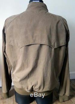 Rare £229 Steve Mcqueen Barbour International Merchant Jacket XL Vgc