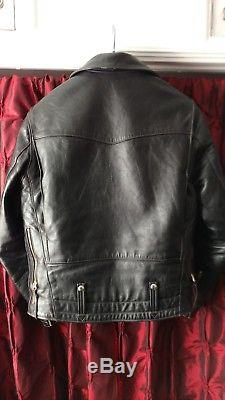 Real McCoys BUCO J24L HorseHide Leather Jacket 40 38