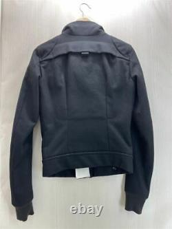 Rick owens FW08 Stag Biker Jacket Sherpa Collar