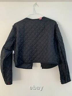 Rukka Armas Motorcycle Jacket Black, Size 50