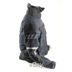 Rukka Armaxis Goretex Black Mens Motorcycle Jacket Size 54 Used