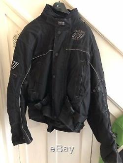 Rukka Gore Tex Motorcycle Jacket Size L