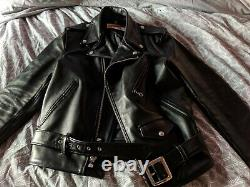 SCHOTT NYCClassic Perfecto 118 Leather Motorcycle Jacket