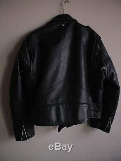 Schott Perfecto 618 Size 44 Classic Motorcycle Jacket