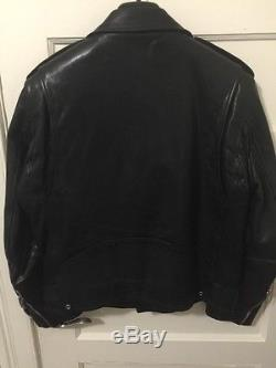 Saint Laurent Leather Jacket Perfecto L17