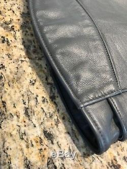 Schott 618 Size 34 Perfecto Leather Double Jacket Steerhide