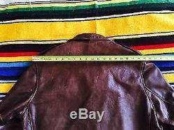 Schott Leather Jacket Perfecto 626 Brown