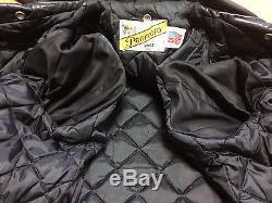 Schott Perfecto 618 40 steerhide leather double motorcycle jacket racer 118613