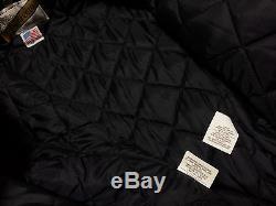 Schott Perfecto 618 42 steerhide leather double motorcycle jacket racer 118613