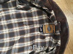 Schott Perfecto Hand Oiled Brown Motorcycle Jacket
