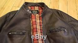 Schott Rare HORSEHIDE CAF1 LEATHER JACKET much better than Steerhide