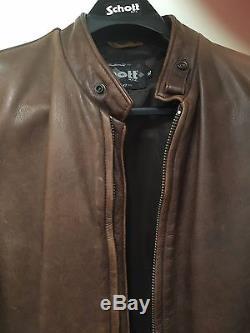 Schott leather jacket style 654vn