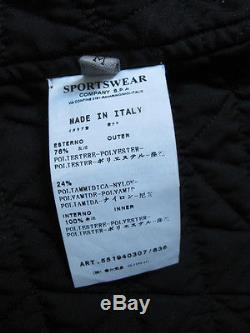 Stone Island Shadow Cyclone Jacket Category Resist David-T Made in Italy sz M