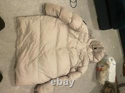 Stone island crincle down jacket