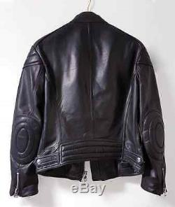 TOM FORD Italian Leather Motorcycle Jacket