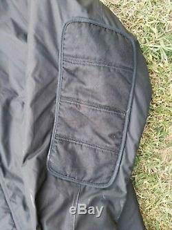 VTG Polo Ralph Lauren RL2000 Hi Tech Jacket Coat Motorcycle XL Black P Wing