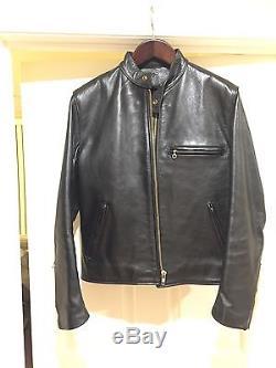 Vanson Leather Jacket Model B Size 44
