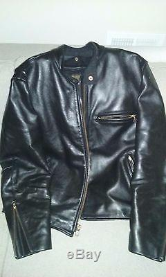 Vanson Leather Jacket size 46