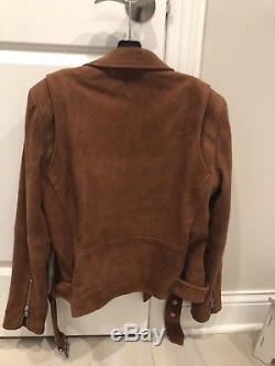 Veda suede jacket