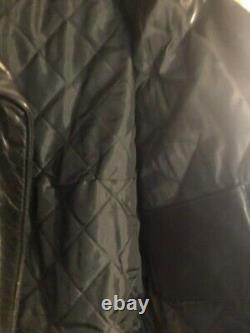 Vintage 1970s Schott Perfecto Leather Riders Jacket Size 46 NICE