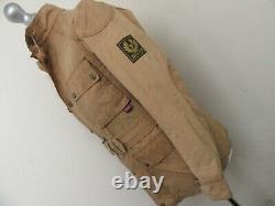 Vintage Belstaff Roadmaster Waxed Cotton Jacket Size It 42 Uk Xs