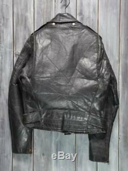 Vintage Harley Davidson Cycle Champ Riders Jacket Motor Cycle Jacket Used
