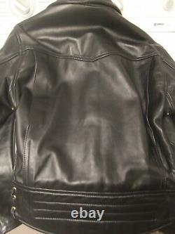 Vintage Langlitz Leather 1980s Leather Jacket