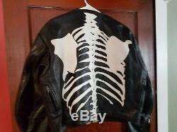 Vintage Vanson Bones Jacket