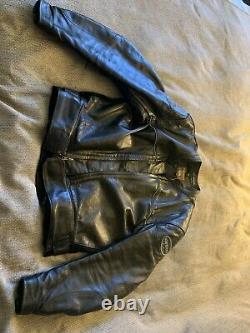 Vintage Vanson Leather Motor Gear (Waist 38, Jacket 48)