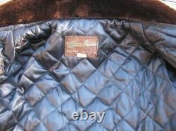 Vintage buco jacket, motorcycle jacket, 1949-50 j-71, sz40-42, brown label