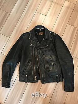Vintage motorcycle jacket Buco j24