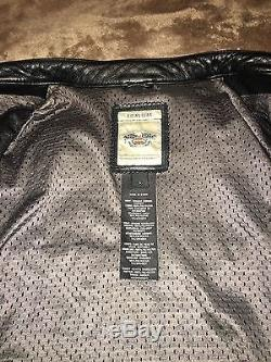 Women's Willie G Davidson Series Reflective Jacket Size Large Item # 98152-09VW
